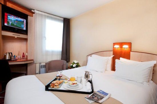 Alliance Hotel Saint-Quentin-en-Yvelines