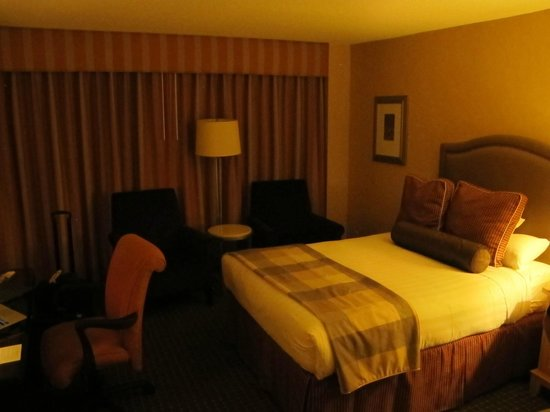 Hyatt Regency Reston: Nice rooms