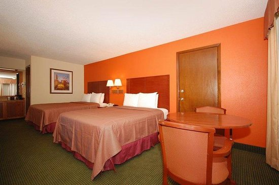 BEST WESTERN Montis Inn: Guest Room