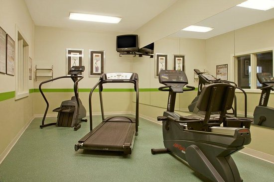 Extended Stay America - Anchorage - Downtown: On-Site Fitness Facility