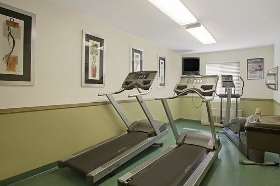 Extended Stay America - Juneau - Shell Simmons Drive: On-Site Fitness Facility