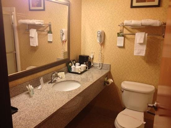 Sleep Inn & Suites Montgomery: bath 1
