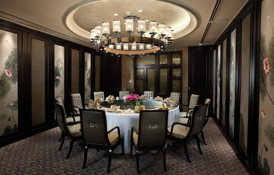 Spiral Private Ding Room Picture Of Sofitel Philippine