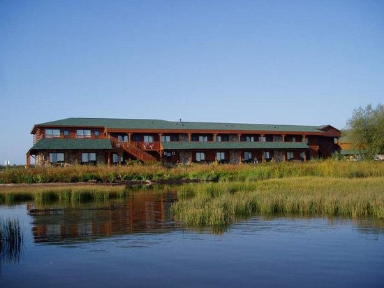 Ashland Lake Superior Lodge: Recreational facility