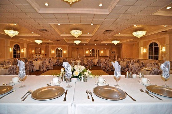 BEST WESTERN PLUS Mariposa Inn & Conference Centre: Banquet Facilities