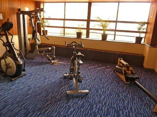 Perth Ambassador Hotel: Gym