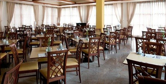 Prima Palace Hotel: Prima Palace Dining Room