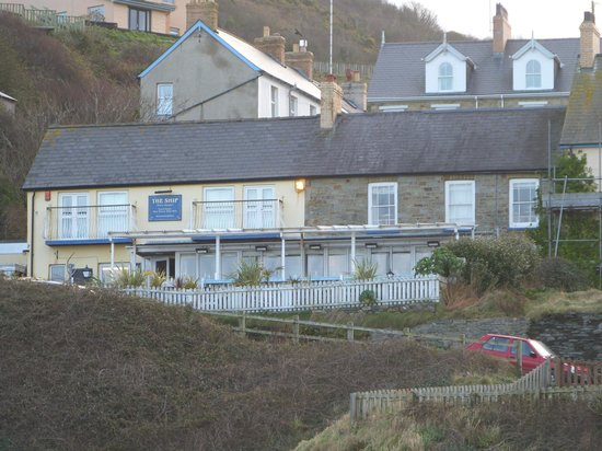 The Ship Inn Tresaith