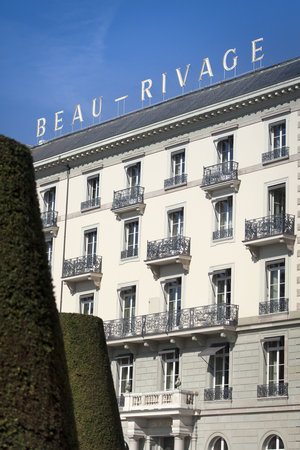 Hotel Beau-Rivage Geneva