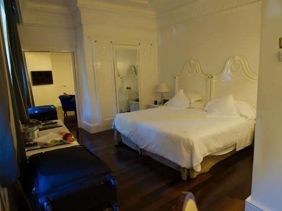 Hotel Majestic Roma : Jr Suite 