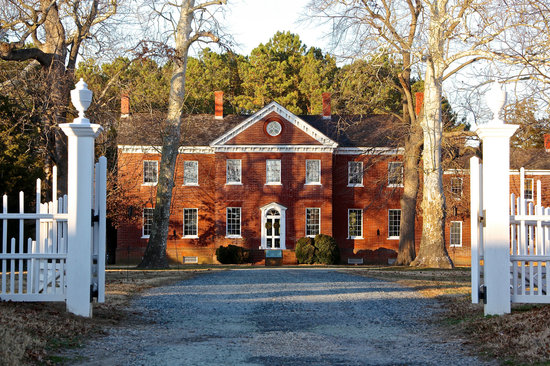 Onancock, VA: Ker Place