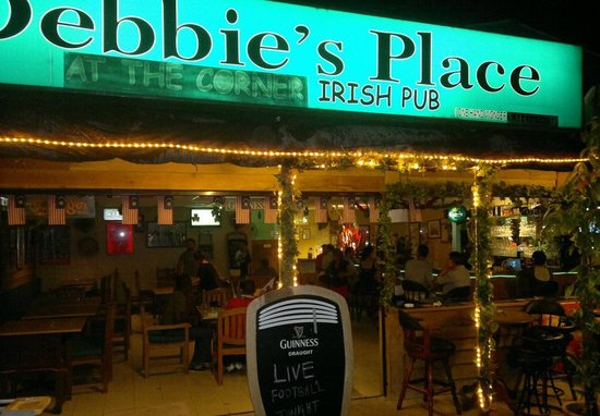 Debbie's Place Irish Pub