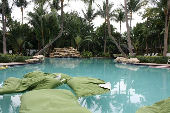The Inn at Key West: Biggest pool in Key West