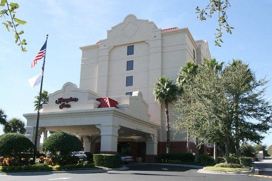 Hampton Inn Orlando - Convention Center