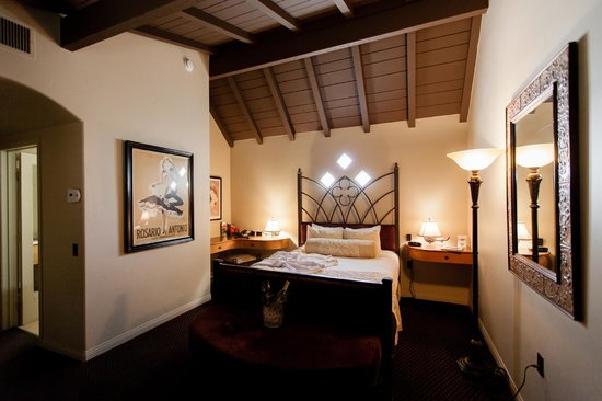 ‪‪Andreas Hotel & Spa‬: Deluxe Queen Room‬
