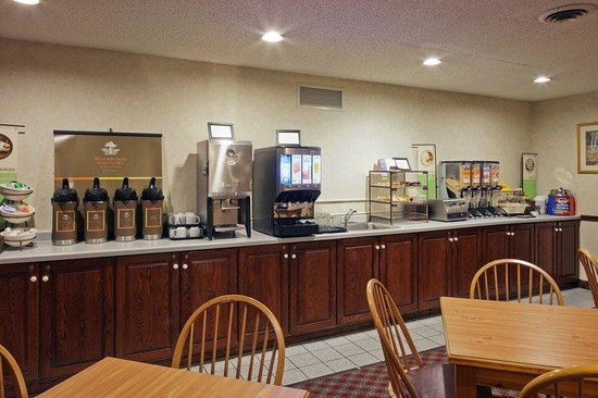 CountryInn&amp;Suites Platteville BreakfastRoom