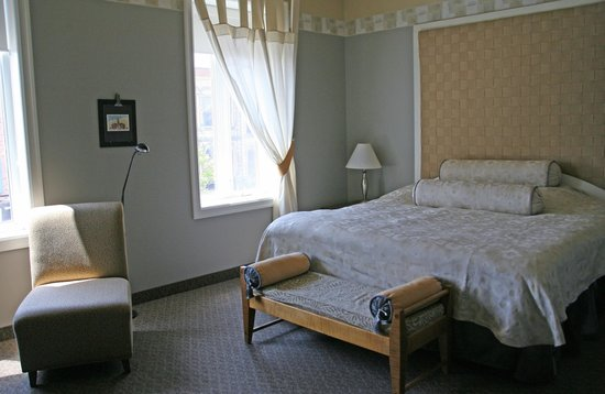 Mercer Hall Inn: Interior