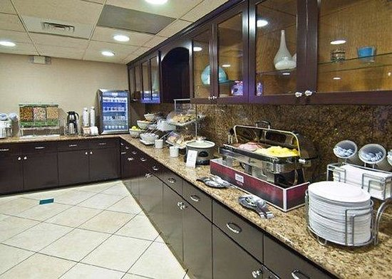 Comfort Suites NW Lakeline: Restaurant