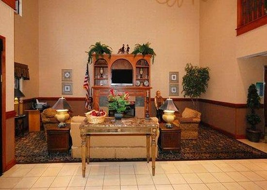 Comfort Suites Goldsboro: Lobby