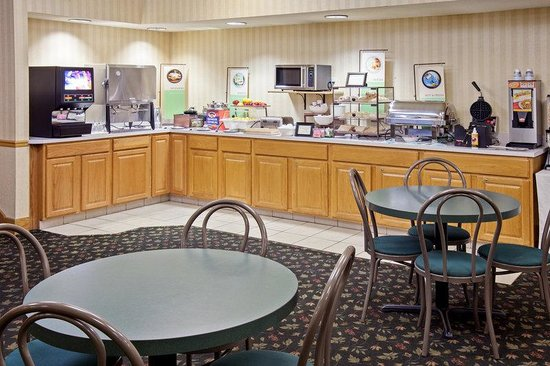 Holiday Inn Express Mishawaka: CountryInn&Suites Mishawaka  BreakfastRoom