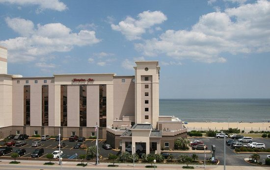 ‪Hampton Inn Virginia Beach Oceanfront North‬