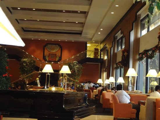 Trident, Nariman Point:                   Reception Area