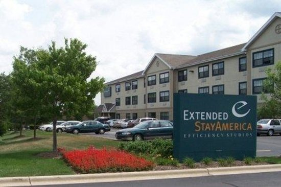Extended Stay America - Chicago - Burr Ridge: Exterior