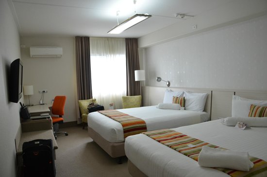 Jet Park Auckland Airport Hotel &amp; Conference Centre: Room