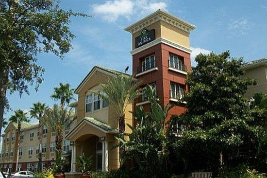 Extended Stay America - Tampa - Airport - N. West Shore Blvd.: Extended Stay America