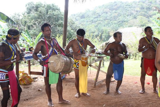 Gamboa Rainforest Resort: Embera Village visit