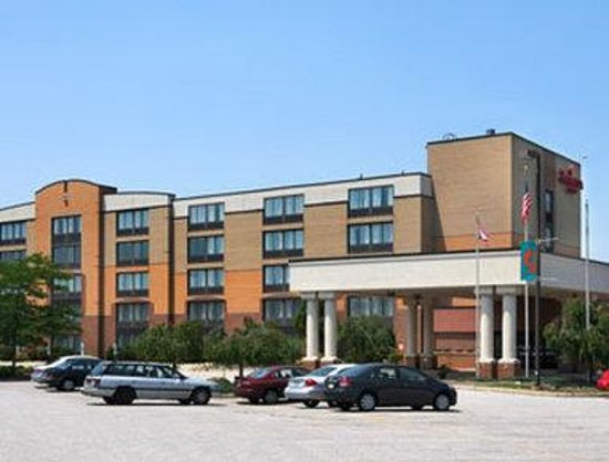 Wickliffe, OH: Welcome to the Ramada Plaza Cleveland East