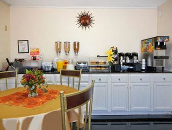Microtel Inn & Suites by Wyndham Irving/DFW Airport/Beltline: Breakfast Area
