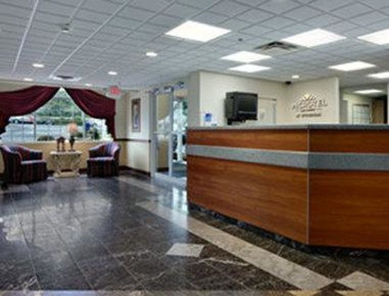 Microtel Inn & Suites by Wyndham Bristol: Lobby