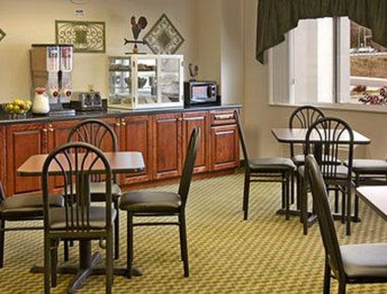 Super 8 Union MO: Breakfast Area