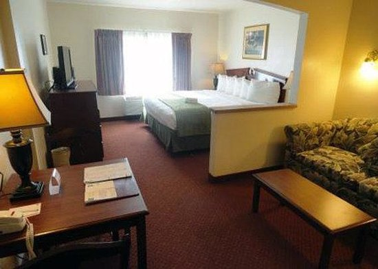 Quality Inn &amp; Suites: suite