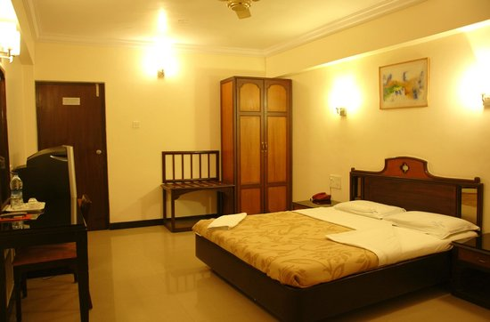 Rooms at Suvarna Regency