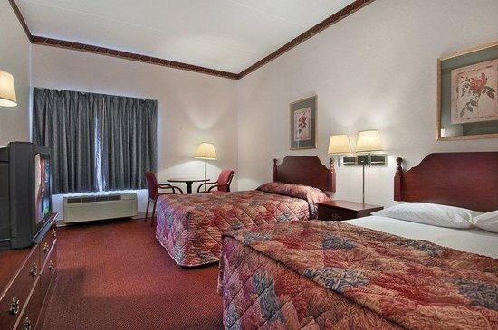 Red Roof Inn Hendersonville: Double