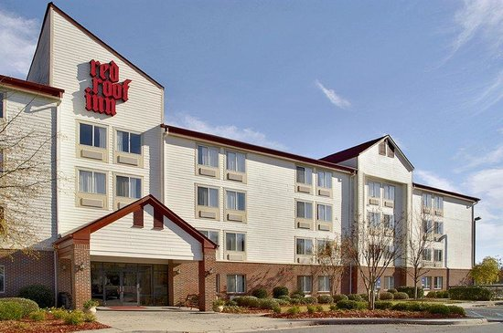 Red Roof Inn Macon: Inn Exterior