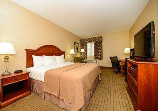 Quality Inn of Indy Castleton: King