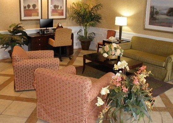 Quality Inn Gallatin: Lobby