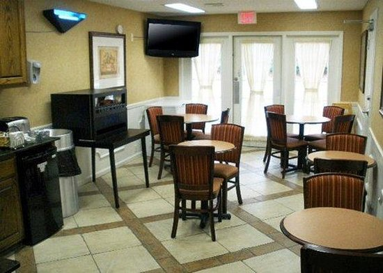 Quality Inn Gallatin: Restaurant