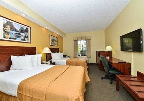 Quality Inn Richmond: Interior