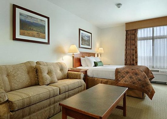 Big Horn Resort: guest room