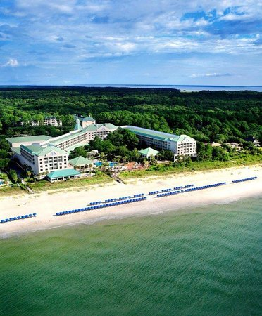 The Westin Hilton Head Island Resort & Spa: Exterior