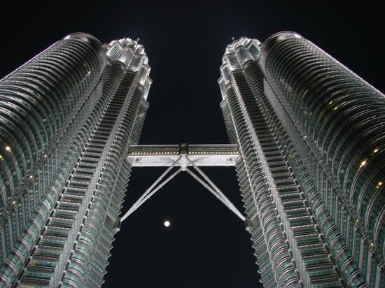 Hotel China Town Inn: Petronas Towers