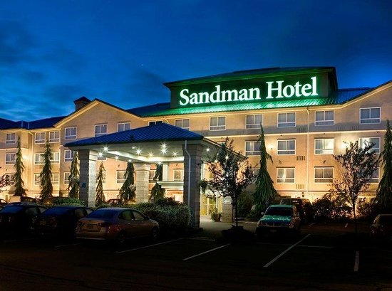 Sandman Hotel - Langley