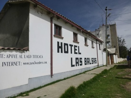 Photo of Hotel Las Balsas La Paz