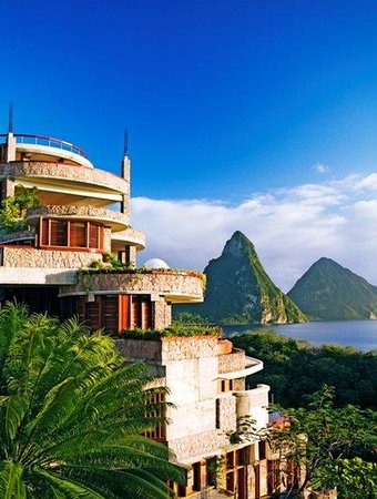 Jade Mountain Resort St.Lucia