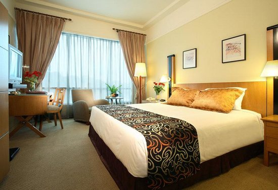 Grand Park City Hall: Guest Room