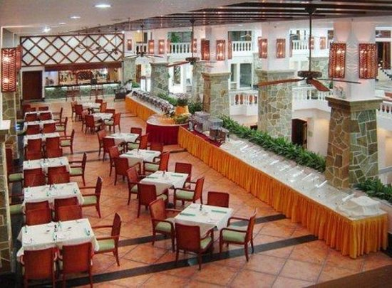 Tianfuyuan Resort: Restaurant